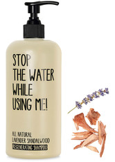 STOP THE WATER WHILE USING ME! Haarpflege Lavender Sandalwood Regeneration Shampoo Haarshampoo 500.0 ml