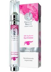 DR. NIEDERMAIER - Dr. Niedermaier natural luxury Produkte Dr. Niedermaier natural luxury Produkte Regulat® Beauty Silk Hyaluron Eye Creme 15ml Augencreme 15.0 ml - Augencreme
