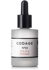 Codage Face Serums N°3 - Radiance & Energy Serum 30.0 ml