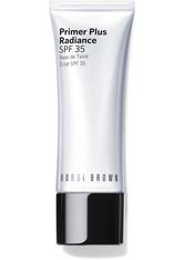 BOBBI BROWN - Bobbi Brown Hautpflege Gesicht Primer Plus Radiance SPF 35 40 ml - Primer