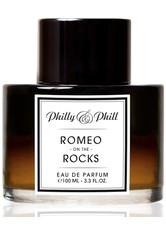 Philly & Phill Unisexdüfte Romeo on the Rocks Eau de Parfum Spray 100 ml