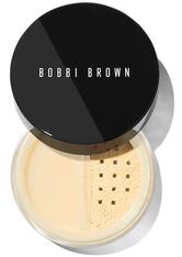 Bobbi Brown Sheer Finish Loose Powder 01 Pale Yellow 9 g Loser Puder
