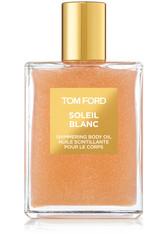 TOM FORD - Tom Ford Soleil Blanc Shimmering Body Oil Rose Gold 100ml - Körperpflege