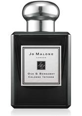 Jo Malone London - Oud & Bergamot Cologne Intense, 50 Ml – Eau De Cologne - one size