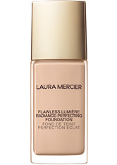 LAURA MERCIER - LAURA MERCIER Flawless Lumière Radiance Perfecting Foundation Flüssige Foundation  30 ml Cream Ivory - Foundation