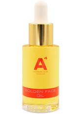 A4 Cosmetics Pflege Gesichtspflege Golden Face Oil 30 ml