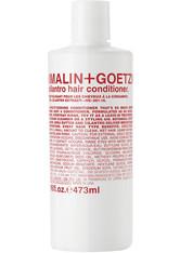 Malin+Goetz Produkte Cilantro Hair Conditioner Haarspülung 473.0 ml