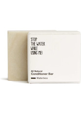 STOP THE WATER WHILE USING ME! Haarpflege All Natural Waterless Conditioner Bar Haarspülung 45.0 g