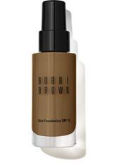 Bobbi Brown Makeup Foundation Skin Foundation SPF 15 Nr. 6.5 Warm Almond 1 Stk.