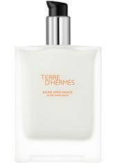 HERMÈS - Terre D'Hermès After-Shave Balm - AFTERSHAVE