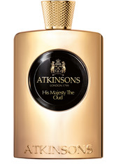 ATKINSONS - Atkinsons The Oud Collection Atkinsons The Oud Collection His Majesty The Oud Eau de Parfum 100.0 ml - Parfum