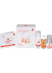 Aktion - A4 Cosmetics A4 Clean & Glow Set Gesichtspflegeset