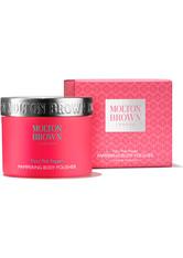 Molton Brown Body Essentials Fiery Pink Pepperpod Body Exfoliator Körperpeeling 275.0 g