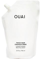 Ouai Shampoo und Conditioner Thick Conditioner - Refill Pouch Haarspülung 946.0 ml
