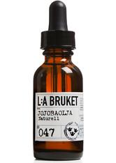 L:A BRUKET - La Bruket Körperpflege Öle Nr. 047 Jojoba Oil Natural 30 ml - GESICHTSPFLEGE