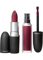 MAC Lippenstift Powder Kiss Lip Kit Lippenstift 1.0 pieces