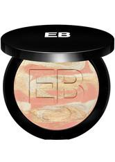 Edward Bess - Marbleized Rose Gold Powder – Puder - Pink - one size