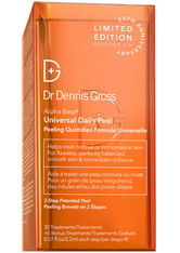 Dr Dennis Gross Alpha Beta Universal Daily Peel 20th Anniversary Limited Edition Gesichtspeeling  35 Stk