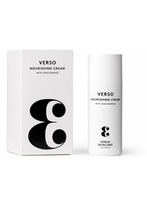 VERSO - Verso - Nourishing Cream, 50 Ml – Pflegecreme - one size - Tagespflege