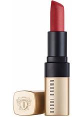 Bobbi Brown Makeup Lippen Luxe Matte Lip Color Nr. 15 Red Carpet 4,50 g