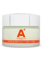 A4 Cosmetics A4 Triple Sensation Mask Relaunch 50 ml Gesichtsmaske