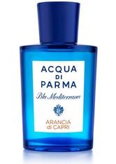 Acqua di Parma Unisexdüfte Arancia di Capri Blu Mediterraneo Eau de Toilette Spray 75 ml