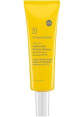 Dr Dennis Gross Glow+Tan All-Physical Lightweight Wrinkle Defense SPF 30 Sonnencreme 6 ml
