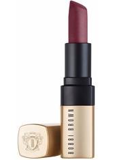 Bobbi Brown Makeup Lippen Luxe Matte Lip Color Nr. 20 Plum Noir 4,50 g