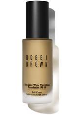Bobbi Brown Makeup Foundation Skin Long-Wear Weightless Foundation SPF 15 Nr. 21 Natural Tan 30 ml