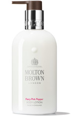 MOLTON BROWN - MOLTON BROWN Fiery Pink Pepper Body Lotion - KÖRPERCREME & ÖLE
