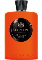 Atkinsons The Emblematic Collection 44 Gerard Street Eau de Cologne Nat. Spray 100 ml