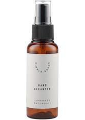 Simple Goods Hand Cleanser Lavender Patchouli 50 ml Reinigungsspray