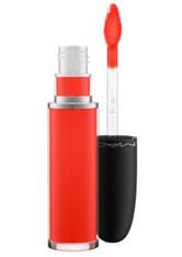 MAC Retro Matte Liquid Lipcolour (Verschiedene Farben) - Quite The Standout