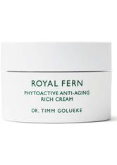 Royal Fern Phytoactive Anti-Aging Rich Cream 50 ml Gesichtscreme