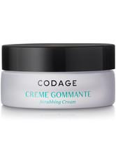 Codage Cleanser & Masks Scrubbing Cream Gesichtspeeling 50.0 ml
