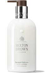Molton Brown Body Essentials Geranium Nefertum Body Lotion Bodylotion 300.0 ml