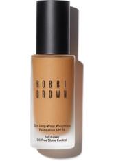 Bobbi Brown Makeup Foundation Skin Long-Wear Weightless Foundation SPF 15 Nr. 04 Natural 30 ml