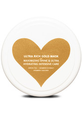 ELIZABETA ZEFI – DEDICATED TO BEAUTY Luxuriöse Intensivpflege Ultra Rich Gold Mask 250 ml