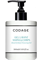 Codage Body Products Hand + Body Cleansing Gel Seife 300.0 ml
