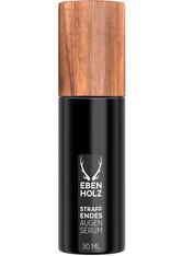 EBENHOLZ Skincare Produkte Straffendes Augenserum Anti-Aging Pflege 30.0 ml