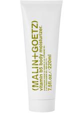 Malin+Goetz Produkte Vitamin B5 Body Moisturizer Handlotion 220.0 ml