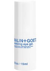 Malin+Goetz Produkte Revitalizing Eye Gel Augencreme - Gel 15.0 ml