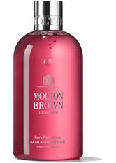 MOLTON BROWN - MOLTON BROWN Fiery Pink Pepper Bath & Shower Gel - DUSCHEN & BADEN