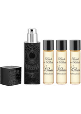 Kilian Herrendüfte L'Oeuvre noire Back to Black by Kilian aphrodisiac Eau de Parfum Travel Spray Taschenzerstäuber 7,5 ml + 3 Nachfüllungen 7,5 ml 4 x 7,50 ml