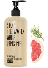 STOP THE WATER WHILE USING ME! - Stop the water All Natural Rosemary Grapefruit Shampoo 200 ml - SHAMPOO