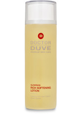 Doctor Duve Glowkskin Rich Softening Lotion Pflegender Gesichtstonic 200 ml
