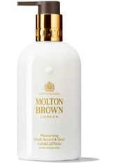 Molton Brown Hand Care Mesmerising Oudh Accord & Gold Hand Lotion Handlotion 300.0 ml