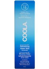 Coola Classic Classic SPF 15 Full Spectrum Refreshing Water Mist Gesichtsspray 50.0 ml