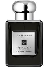 Jo Malone London - Bronze Wood & Leather Cologne Intense, 50 Ml – Eau De Cologne - one size