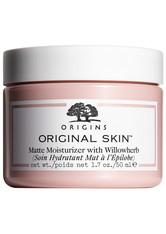 Origins Feuchtigkeitspflege Original Skin™ Matte Moisturizer with Willowherb Gesichtscreme 50.0 ml